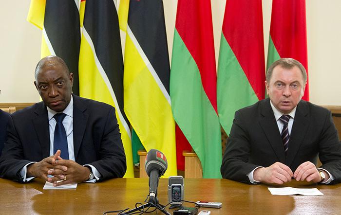 Беларусь и Мозамбик могут заняться совместной разработкой газовых месторождений
