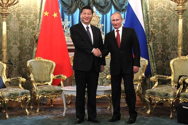 Владимир Путин прибыл в Китай с официальным визитом
