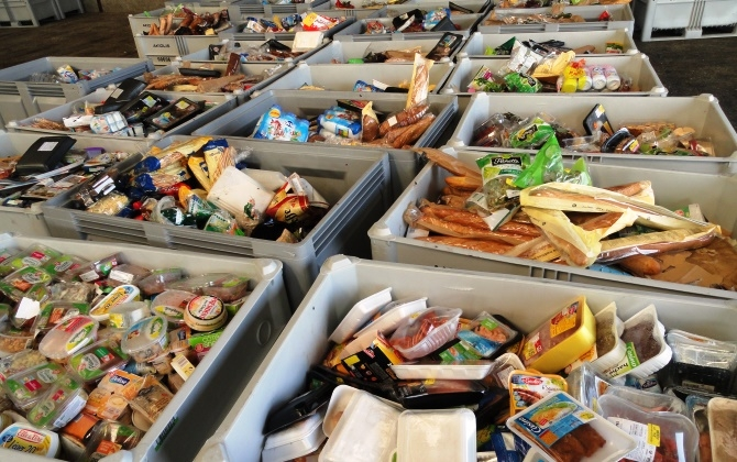 В Подмосковье появится завод по переработке пищевых отходов | MPlast.by