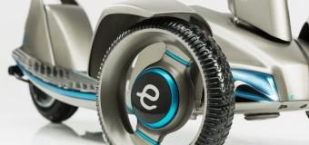 E-floater, самокат из композитов, приводимый в движение электрической энергией – готов к испытаниям на дороге