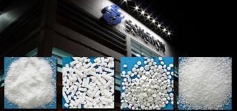 Songwon отчиталась за 3 квартал: продажи выросли на 5,5%, прибыль на 87,5