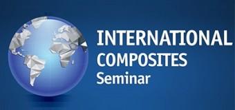 Международный семинар по композитам прошел в Сан-Паулу и собрал 350 профессионалов со всего мира