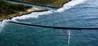 Solar Impulse 2, самолет на солнечных батареях, снова готов к полету!