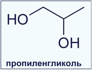 propilenglikol-formula