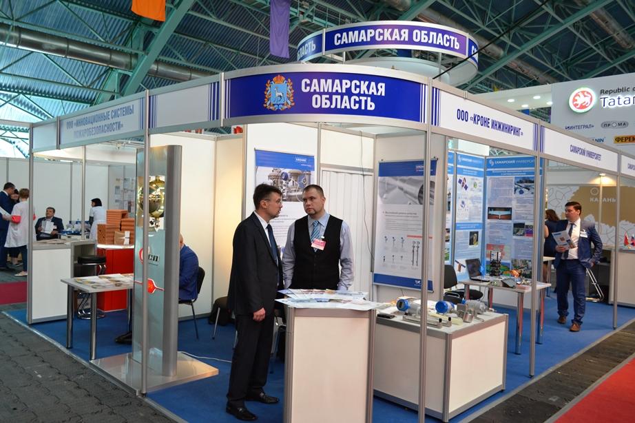Самарская область (Россия) на Белорусском промышленном форуме и выставке ПЛАСТЕХ 2017