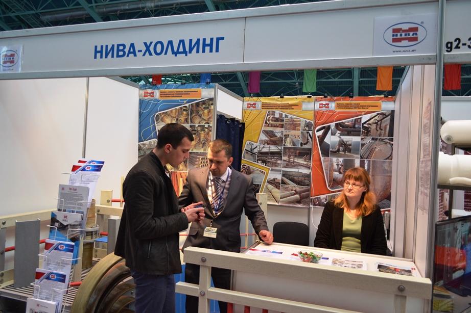 НИВА-ХОЛДИНГ на Белорусском промышленном форуме 2017, ТехИнноПром и ПЛАСТЕХ