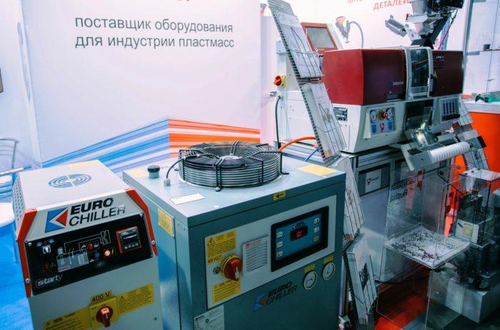 Росмолд и Роспласт 2017 - подводим итоги, фото: оборудование для индустрии пластмасс