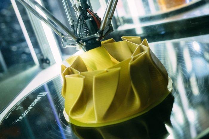 Росмолд и Роспласт 2017 - подводим итоги, фото: 3d-печать модели из пластика