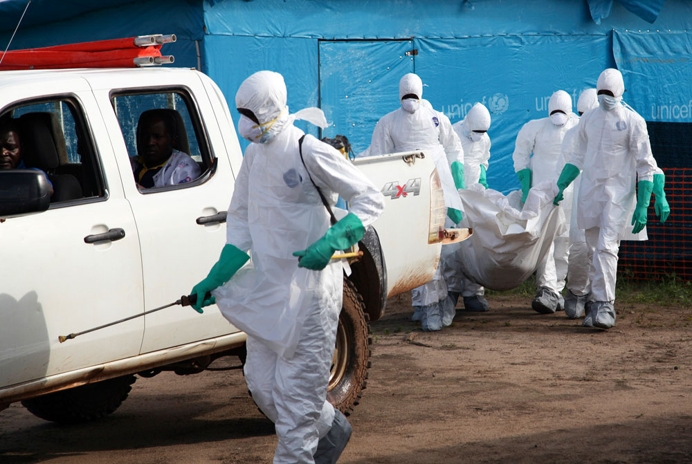 MPL Group news EBOLA