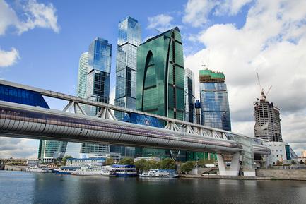 К 2018 году в Москве построят уникальный небоскреб