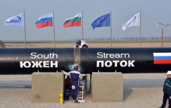 Болгария и Австрия в очередной раз поддержали проект Южный поток