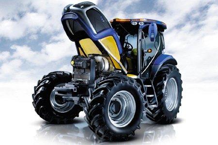 Трактор из композиционных материалов скоро появится на полях планеты