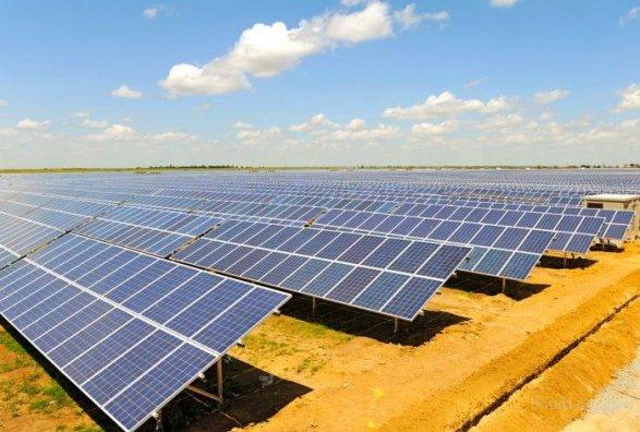 В Азербайджане построили солнечную электростанцию