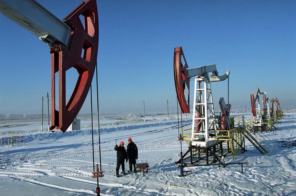 """В 2013 году компания """"Башнефть"""" повысила объемы переработки нефти"""