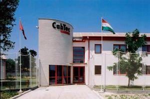 CabTec в Венгрии расширяет производство на своем заводе