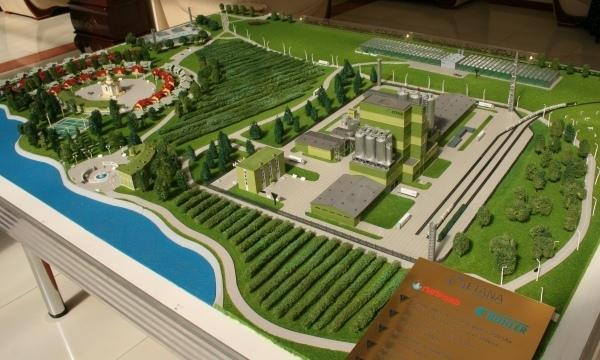 ЭТАНА: Завершен первый этап строительства завода ПЭТФ