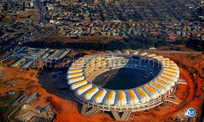 В Замбии закончено строительство футбольного стадиона Heroes National Stadium!
