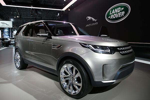 Monolitplast news A Land Rover Disc