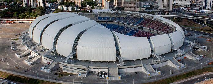 Продукция Lanxess на спортивных объектах ЧМ по футболу
