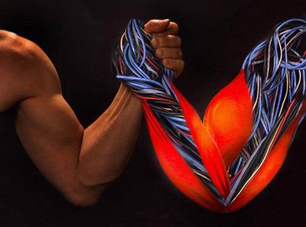 На основе капроновой лески создали искусственные мышцы!