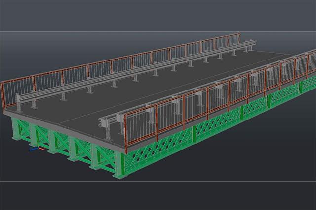 На территории России появится автомобильный мост из стеклопластика!