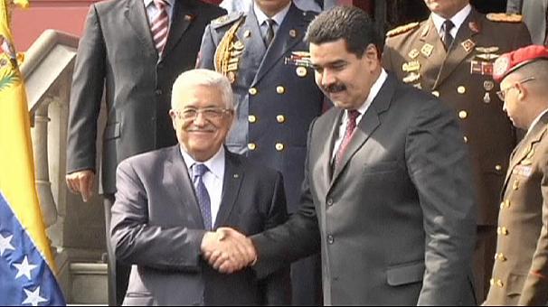 Палестина и Венесуэла заключили ряд соглашений в экономической и энергетической сфере