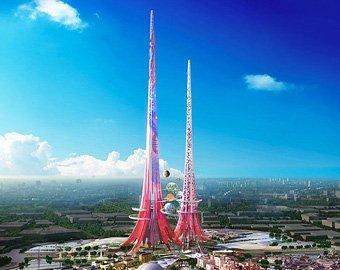 Китай построит здание, высота которого составит 1000 метров