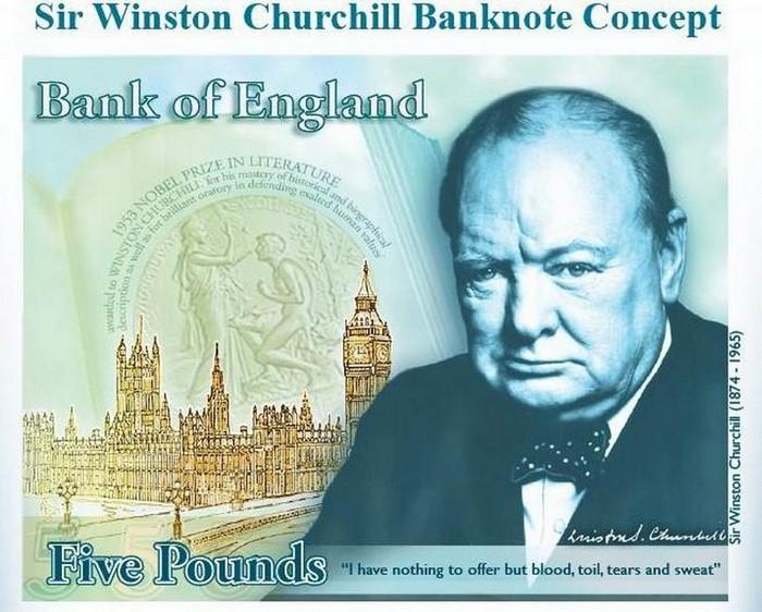 Компания Innovia будет печатать пластиковые деньги для Англии!