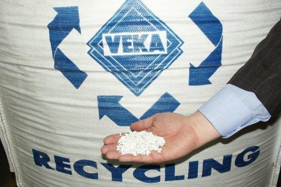Veka Recycling купила предприятие по переработке ПВХ отходов