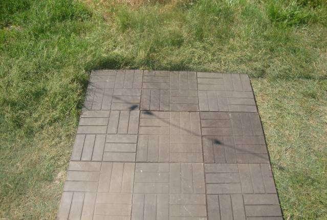 Республика Коми наладила выпуск тротуарной плитки из полимерных отходов!