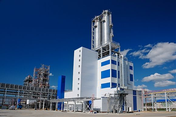 На заводе Полиом был возобновлено производство полипропилена!