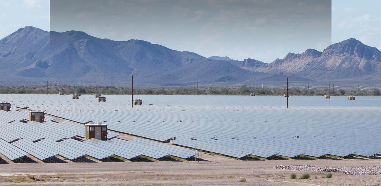 солнечные электростанции мира Agua Caliente Solar Project