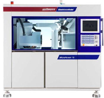 В Британском полимерном центре установлен ТПА Battenfeld Micropower