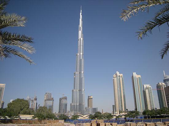Добавки для бетона BASF помогли построить самое высокое здание в мире