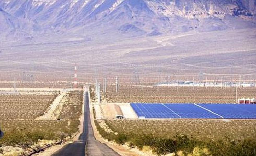 солнечные электростанции мира Copper Mountain Solar Two