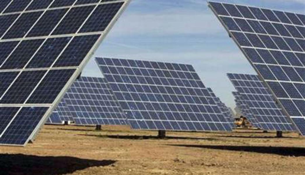 солнечные электростанции мира Mesquite Solar Ranch One