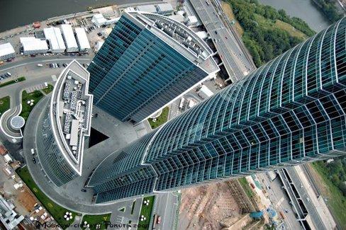 Высокие технологии высотного строительства