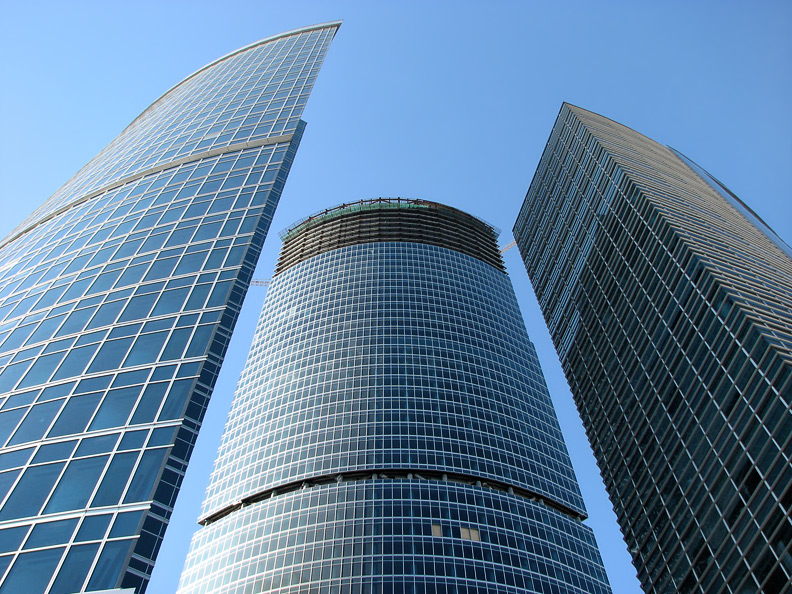 Новое кольцо Москвы – программа строительства высотных зданий никем не отменялась