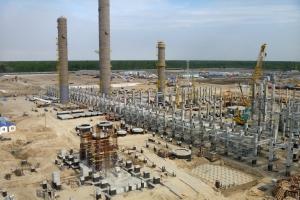 Строительство Тобольск-Полимера достигло экватора!