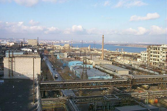 На волгоградском Химпроме ограничили потребление электроэнергии