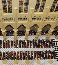 Cвадьбы принца Уильяма и Кейт в стиле Lego