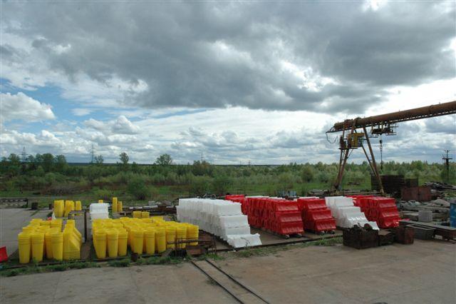Крупное производство полимеров методом ротационного формования запущено в Казахстане