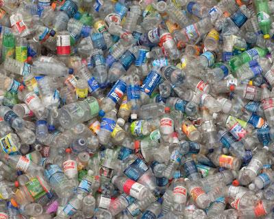 В Великобритании наблюдается рост сбора отходов пластиковых бутылок