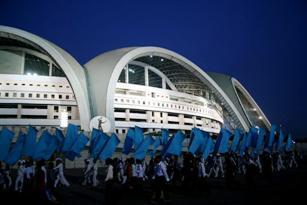 Самые интересные стадионы Мира (фото, видео)