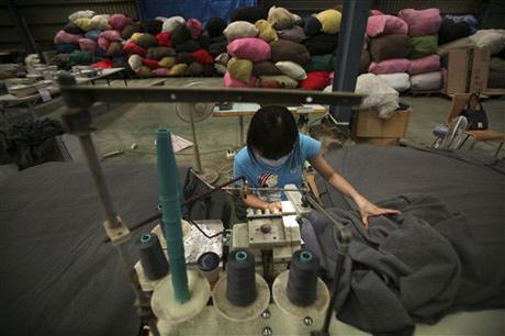 Тайваньцы делают гуманитарную помощь из пластиковых бутылок