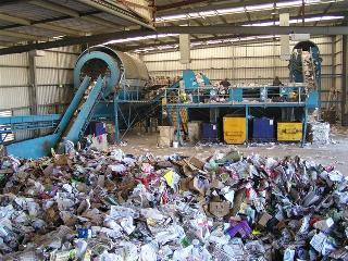 В Подмосковье могут появиться восемь мусороперерабатывающих заводов