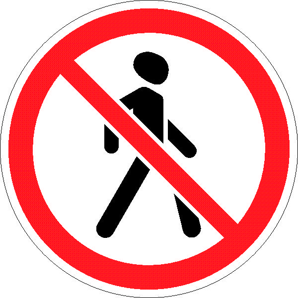 На границах Беларуси и ЕС закрыто пешеходное движение!