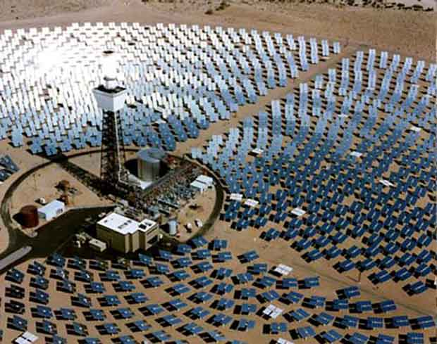 Станут ли пустыни гигантскими солнечными электростанциями
