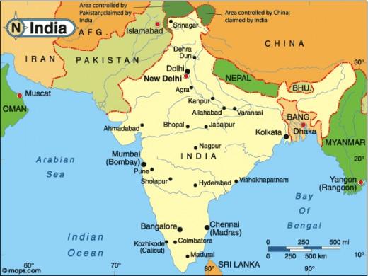 В Индии приняты новые правила управления и утилизации отходов