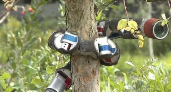 Робот змея от американских инженеров